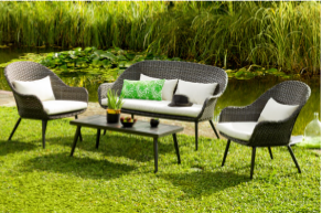 Jardin en terrasse - Collection 2018